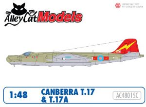 CANBERRA T.17 & T.17A CONVERSION